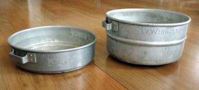 jappenkamp WOII: Etenspannetjes van Klaas van Wijngaardenmp